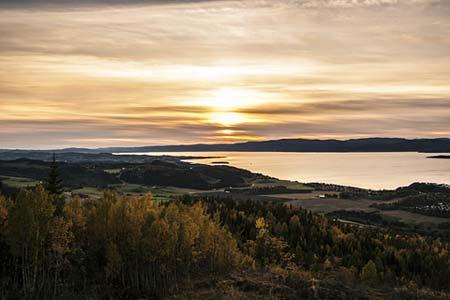 Beitstadfjorden - Steinkjer
