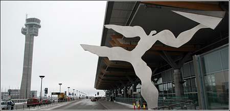 Gardermoen flyplass