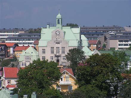 Strømstad stadshus
