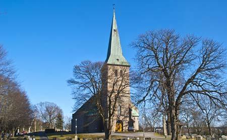 Tune Kirke i Sarpsborg