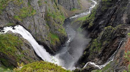 Vøringsfossen - Eidfjord
